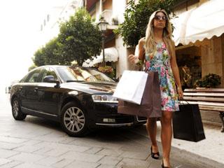 ore 16 – Lo shopping